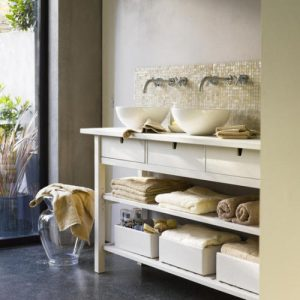 Bathroom Storage Options