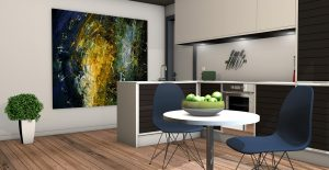 3 easy waus to create a modern look for your kitchen