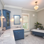 Maximize the Natural Lighting in the Bathroom