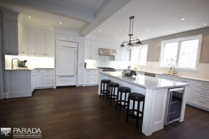 What Goes Into a Transitional Kitchen