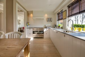Six Different Types of Kitchens
