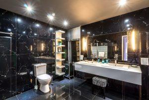 Five Eye-Catching Master Bathroom Renovations